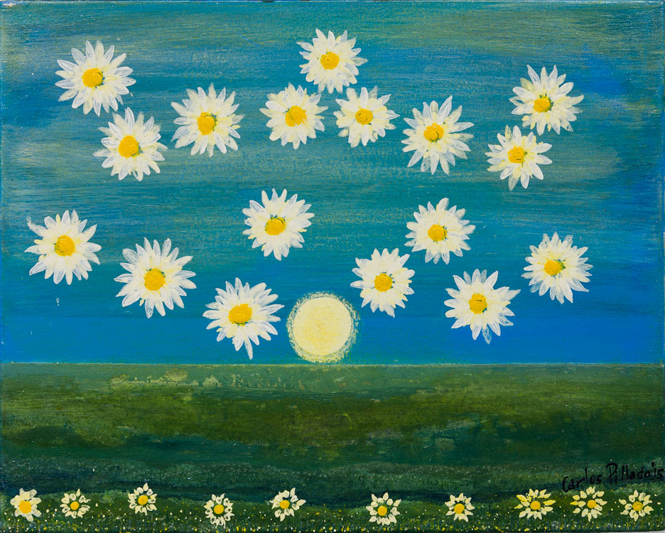 Daisies-in-the-sky