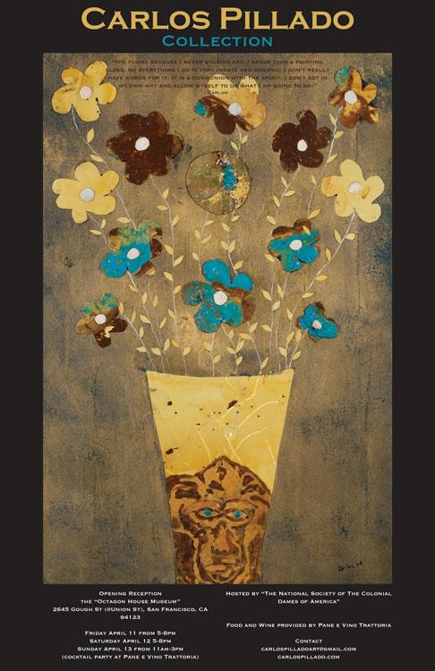 Carlos-Pillado-collection-Poster